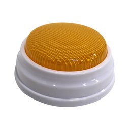 30s recording time, Fun Game Show Audio Push Buttons, Recordable sound buzzer on Sale