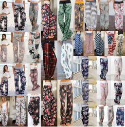 27 color Yoga Fitness pierna ancha pantalón de las mujeres pantalones deportivos ocasionales Moda Harem pantalones Palazzo Capris Lady pantalones sueltos pantalones largos YYA1062 en venta