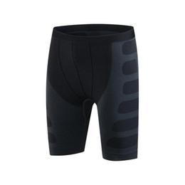 $enCountryForm.capitalKeyWord Australia - Casual Men Compression Shorts Base Layer Thermal Skin Tight Short Fitness Shorts Men T9