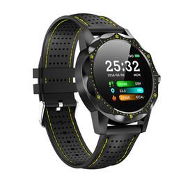 $enCountryForm.capitalKeyWord Australia - Smart watch COLMI Sky 1 Smart Watch Fitness Bracelet Watch Heart Rate Monitor IP68 Men Women Sport Smartwatch for Android IOS Phone