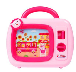 $enCountryForm.capitalKeyWord UK - Children's Music Rolling Television Toys Eight-tone Box Girls Boys Girls Toys Little Lingers Without Batteries Bright and Pleasant
