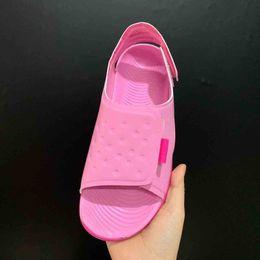 Beach Shoes For Boys Australia - 2019 Summer water shoes Girls boys Sandals Thick Sole Beach Shoe for kids sandals Beach sandals multiple colour