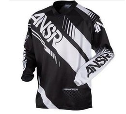 $enCountryForm.capitalKeyWord Australia - New ANSR Motocross Jersey Downhil Mountain Bike DH Shirt MX Motorcycle Clothing Ropa For Men Quick Dry MTB T Shirt