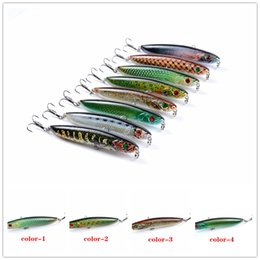 $enCountryForm.capitalKeyWord NZ - New Classic Walk-the-dog Swimming Lipless bait 9.6cm 18.1g BASS fishing lure equipped with 3D Eyes, gill plates, scales, realistic