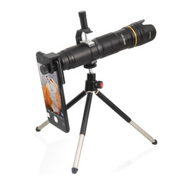 Telescope adjusTable online shopping - Mobile Phone Camera Lens Cell Phone Camera Lens K HD X Telescope Camera Zoom Waterproof Lens Sections Adjustable Telephoto