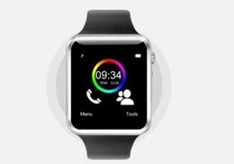 Smart Watch Phone Free Shipping Australia - 2019 A1 Smart watch Bluetooth Smartwatch SIM card for IOS iPhone Samsung Android Phone Intelligent Clock Sports Watches Free Shipping