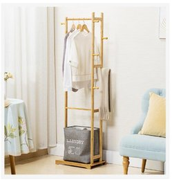 $enCountryForm.capitalKeyWord Australia - Lichen hanger Clothes hanging on the floor hanger bedroom simple modern simple clothes hanger household rack