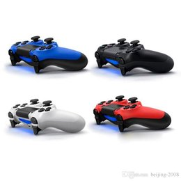Playstation Wireless Controllers Australia - PS4 Wireless Game Controller ps4 wireless bluetooth game controller joystick gamepad PlayStation 4 joypad for Video Games drop shipping