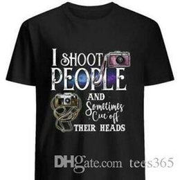$enCountryForm.capitalKeyWord Australia - I Shoot People And Sometimes Cut Off Their Heads Men T-Shirt Cotton S-6XL