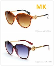 M Sunglasses Brands UK - New Brand Designer Sunglasses Women Retro Clear Lens Eyewear Round Sun Glasses For Female Ladies M K