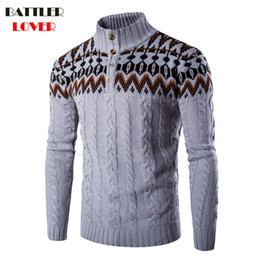 Thick Sweater Jacket Warm Australia - Mens Sweaters Men Winter Thick Warm Clothes Casual Long Sleeve Slim Jacket Coat Jumper Autumn Men Outwear Sweater 2018 Pullovers