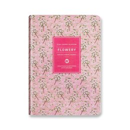 China Hottest Cute Kawaii A5 A6 Notebook Pu Leather Floral Flower Schedule Book Diary Weekly Planner School Office Supplies Stationery suppliers
