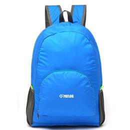 Arts Books Australia - Outdoor Sports Bag Travelling Hiking Climbing Waterproof Foldable Backpack Satchel Hiking Bag Laptop Book #159064