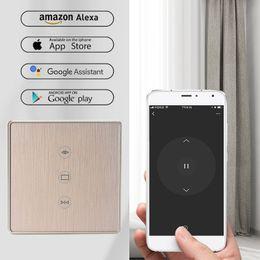 $enCountryForm.capitalKeyWord Australia - Tuya Smart Life WiFi Curtain Switch for Electric Motorized Curtain Blind Roller Shutter, Google Home, Amazon Alexa Voice Control