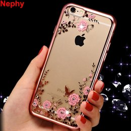 4s Housing Australia - Nephy Luxury Case For iPhone X 8 7 6 5 4 s 4s 5s SE 6s Plus 6Plus 6sPlus 7Plus 8Plus Cover TPU Silicon Ultrathin Glitter Housing
