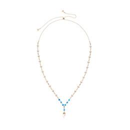 $enCountryForm.capitalKeyWord NZ - Simple Design Long Necklace Roamntic Blue Color Glass Acrylic Bird Adjustable Necklace For Women Wholesale Wedding Gift Necklace