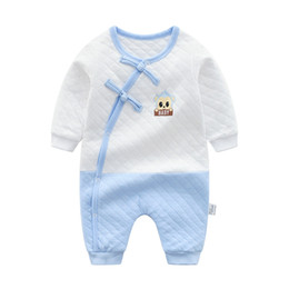 8e42453b8ca Newborn Clothes Baby Girl Romper Cotton 0-12M Toddler Infant Clothing  Cartoon New Born Baby Boy Rompers Jumpsuit Carters Sets