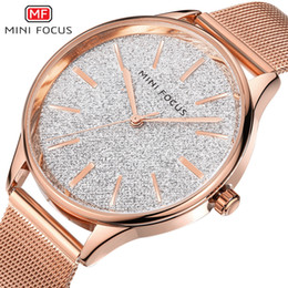 $enCountryForm.capitalKeyWord Australia - Mini Focus  Ma'am Wrist Watch   Japan Mechanism   Waterproof   Metal Network Bring  0044l