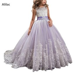 $enCountryForm.capitalKeyWord Australia - 2019 free shipping New arrival mix color flower girl dresses beautiful lace dresses for little children