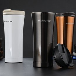 $enCountryForm.capitalKeyWord Australia - Starbucks 500ml Hot Quality Double Wall Stainless Steel Vacuum Flasks Car Thermo Cup Coffee Tea Travel Mug Thermol Bottle Thermocup