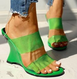 Discount code sandals - Word The Directly Outer Sexy Coarse Slope With One Fashion2019 Bring Sandals Yes Do 42 Code Perennial