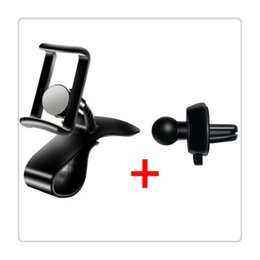 $enCountryForm.capitalKeyWord Australia - Car HUD Dashboard Mount Holder Stand Bracket for Universal Mobile Cell Phone GPS with 360-degree Rotation On Sale