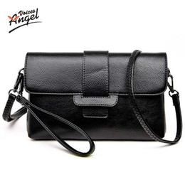 phone angels 2019 - yoga Angel Voic Patent Pu Material Clutch Women Messenger Bags for Women Clutches Evening Bag Casual Small Bolsas Femini