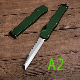 $enCountryForm.capitalKeyWord Australia - 3 Styles 150-10 V 6 Automatic knife ELMAX Blade T6-6061 Aluminum alloy Army Green Handle Tactical knives Outdoor gear P921M Q