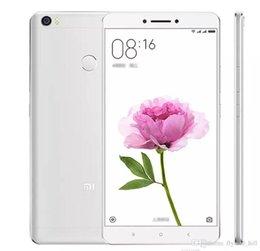 Оригинал Xiaomi Mi Max Prime 6,44 дюйма 4850 мАч 4 Г LTE 32 ГБ / 64 ГБ / 128 ГБ Snapdragon 650 Hexa Core 1920x1080P Идентификатор отпечатка пальца