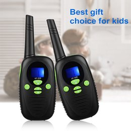 old resin Australia - Factory direct child walkie-talkie handheld 0.5 W wireless children's toy walkie-talkie XF-508
