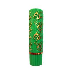 $enCountryForm.capitalKeyWord Australia - Matte Magic Green Discoloration Lipgloss Lipstick Long Lasting Tint Lips Butterfly Cosmetics Maquiagem Makeup 1Pcs