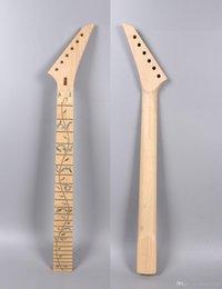 Pédale de manche électrique pour manche de guitare électrique 24 frettes 25,5 pouces p7 en Solde