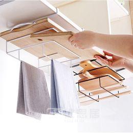 $enCountryForm.capitalKeyWord Australia - refrigerator rack suction cup hook shelf multifunction space organizer kitchen hook holder condiment bottles storage