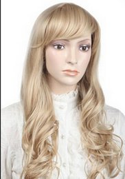 medium length hair styles NZ - WIG 1031+++Fashion Style Wig New Charm Women's Medium Wavy Hair Full Wigs