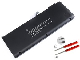 """$enCountryForm.capitalKeyWord Australia - 10.95V 77.5Wh A1382 A1286 Laptop Battery For Apple Macbook Pro 15"""" Core i7 - Early 2011 Late 2011 Mid2012 A1382 A1286"""
