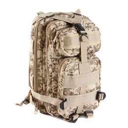$enCountryForm.capitalKeyWord UK - Cross Border Fashion 3P Military Fans Tactical Camouflage Backpacks Outdoor Recreation Small Backpacks Hikers Camping Backpacks