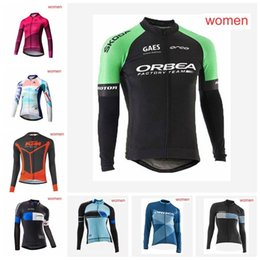 b37faab13 MERIDA ORBEA team Cycling long Sleeves jersey wear summer women quick dry  Breathable wear resistant bicycle jersey 10540X