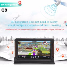 $enCountryForm.capitalKeyWord Australia - Universal GPS Navigation Car Map Directions 7 Inch ABS Pratical Durable HD GPS Navigator