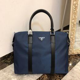 $enCountryForm.capitalKeyWord Australia - huweifeng6 Men waterproof nylon cloth 334-1 Imported Handbag Top Handles Shoulder Bags Crossbody Belt Boston Bags Totes Mini Bag Clutches