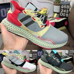 1b1f9bf5fa8d0 Y3 basketball shoes online shopping - 2019 zx4000 Futurecraft D ZX Futurecraft  D alphaedge y3 men