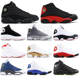 $enCountryForm.capitalKeyWord Australia - with socks 2019 High Quality 13 Bred Chicago Flint Atmosphere Grey Men Basketball Shoes ALTERNATE WHEAT OLIVE 13s sports Sneakers size 40-47
