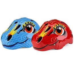 $enCountryForm.capitalKeyWord Australia - 2019 Children Riding Helmets Bike Bicycle Cycling Skating Protection Safety Helmet LED Taillights Kids Sport Helmets For Car