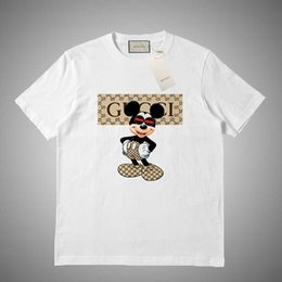 2019 T Shirt Mens Hip Hop letter printed Tshirt Streetwear Summer Cotton T-Shirts Short Sleeve Casual Tops Tees on Sale