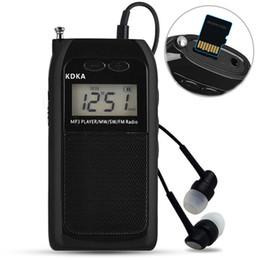 $enCountryForm.capitalKeyWord Australia - JINSERTA Mini Pocket Radio STEREO FM AM SW MW Digital Tuning Radio Receiver MP3 Music Player Rechargeable Battery 9K 10K