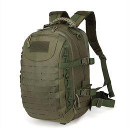 military tactical backpack rucksacks 2019 - Tactical Backpack Laser Cut Molle PALS Dragon Egg Bag 25L Sport Bag Military Backpack Hiking Outdoor Bags EDC Tactical R