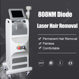 Permanent laser hair removal online shopping - 2019 New nm Diode Laser Hair Removal Machine Hair reduction Therapy laser permanent hair removal Equipment