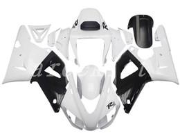 $enCountryForm.capitalKeyWord UK - New ABS motorcycle Fairing Kits Fit For YAMAHA YZF-R1 98 99 YZF1000 1998 1999 R1 fairings bodywork set Free custom black white