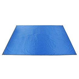 tent sunshade UK - Bluefield 150*220cm Waterproof Camping Tarp for Picnics, Tent Footprint, and Sunshade outdoor sport pads