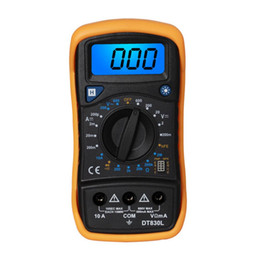 $enCountryForm.capitalKeyWord Australia - LCD Digital Multimeter Ammeter Voltmeter Ohmmeter Electric Handheld Multitester AC   DC Voltage Tester Diagnostic Tool
