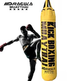 punch bags NZ - DRACULA Punching Bag Empty Core Adult Sport Sparring Boxing Gym Training Exercise Tool Boxing Sandbags